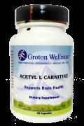 Groton-Wellness-Acetyl-L-Carnitine-60Caps-Supplement