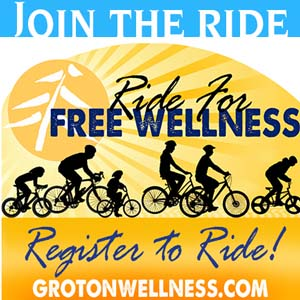 Groton Wellness Ride For Free Wellness